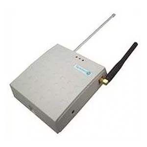 GSM Modem - ultrasonic monitor